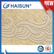 3d wall 3d panel low MOQ Haisun Eco Stone Wall Art