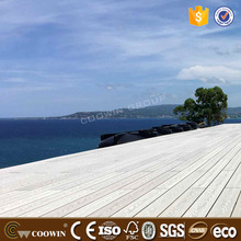Weather resistance WPC decking garden flooring