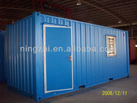 modified china sea container house