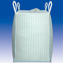 Flat Bottom jumbo storage bags environmental pp woven bag