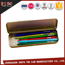 Cute Nice Pencil Packing Tin Box