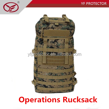 tactical Operations Rucksack/tactical packs for outdoor mission