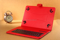 7 inch bluetooth keyboard leather case for Android tablet pc