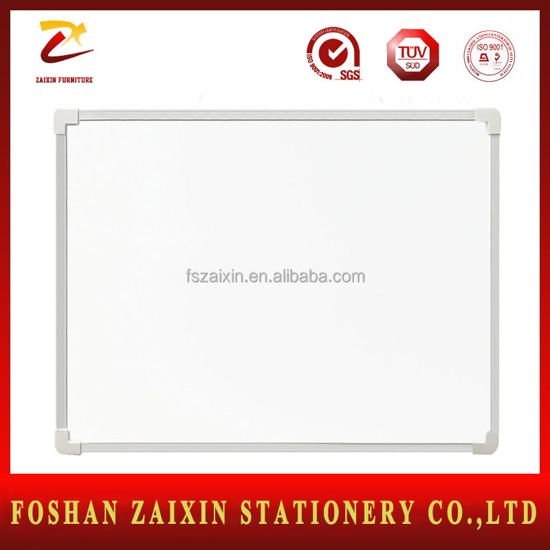 a6 whiteboard with magnet A4 dry erase board Magnetic white board
