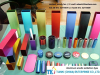 Aluminum anodic oxidation dyes,anodizing dyes, used in Mechanical parts