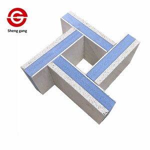 MgO SIP Panel/ Structural Insulated Panel/ MgO EPS & XPS Sandwich Foam Panel