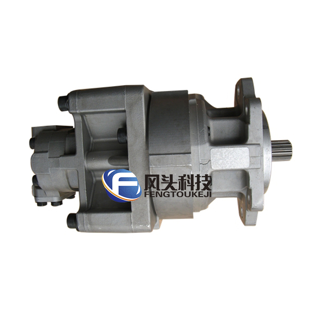 hydraulic gear pump 705-52-40160 for Construction Machinery <strong>D155A</strong>-3-5 <strong>bulldozer</strong>