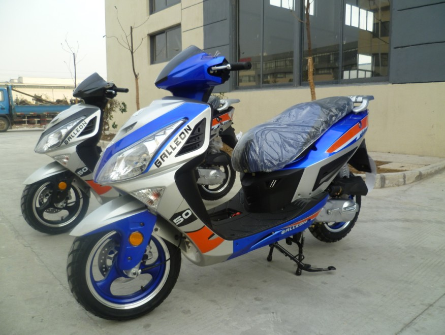 Durable 150cc eec Hunt Eagle scooter HE-7, EEC approval certification motorcycles , best quality , best price