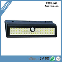 China Sourcing 62led Solar Powered Outdoor