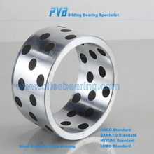JM7-15 collar bush, C95400 press machine bushing, CuAl10Fe5Ni5 dme guide bearing