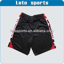 Promotion printed shorts with high quality