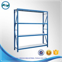 steel warehouse storage light duty <strong>rack</strong> industrial using OEM Suzhou