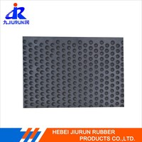 wearable horse cow stable rubber matting for sale in China
