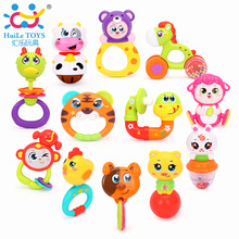 Huile toys wholesale toy from china baby wrist rattle with ASTM