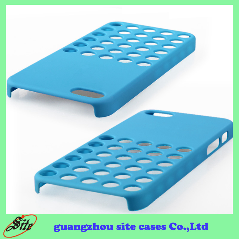 Phone heat dissipation case for iphone 5c PC back cover case