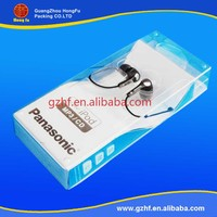 ISO 9001 certificated blister packing, mobile phone battery blister card packing