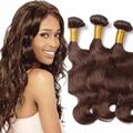 3pcs Unprocessed brazilian virgin hair body wave brazilian human hair wet and wavy weave brazilian human hair sew in weave