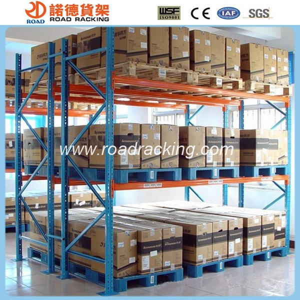 Container pallet racking metal storage rack / shelving