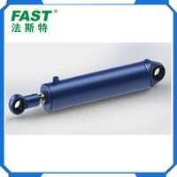 Hydraulic Ram for Combine Harvesters