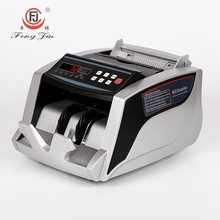 FJ-2826A TOP Quality Multifuncton Intelligent LED Display Currency Discriminator Counter