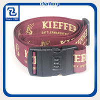 custom luggage belt manufacturer 23-years factory