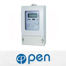 DEM321AC three phase four wire electric meter price,smart energy meter