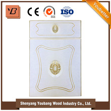 22 mm thickness mdf pvc kitchen cabinet door