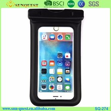Sensitive Touch Mobile Phone Waterproof Dry Bag Waterproof Phone Case for Apple iPhone 7 6 6s plus galaxy S7 S6 note 5 4 3