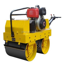 Mini road roller compactor walk behind tandem roller price