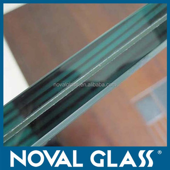 Clear and Colored Laminated Safety Glass