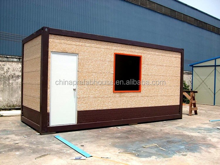 Flat Pack Modular 20Ft Mobile Container House