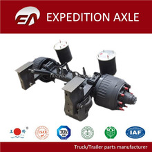 14T Air suspension type lift axle for dump truck
