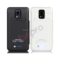 ODM/OEM Factory 4800mAh Rechargeable Battery Case for Samsung Galaxy Note 4
