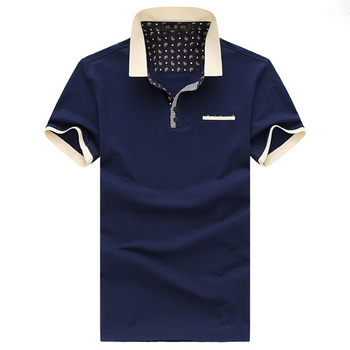 Wholesale High Quality Mens Custom Design Pique Polo Shirt