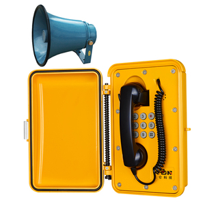 Emergency Roadside Telephone Outdoor Loudspeaking Mining Telephone with Loud Speaker