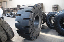 ISO9001ST-606 OTR Solid Tyre 26.5-25