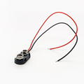 9v Lipo Battery charger ABS hard Clip I type with 26AWG PVC wire and DC plug