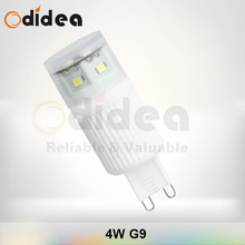 Whosale/ODM/OEM authentic g9 henail led lighting 4w 3w led corn light