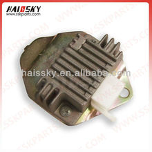 Motorcycle alternator rectifier