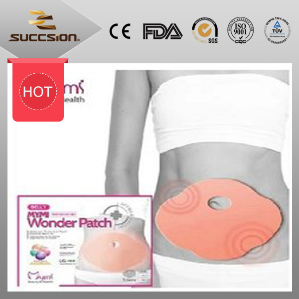 Trending Products Magnetic therapy weight loss gainly slim patch