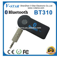 Car with Mirophone Hands Free Bluetooth Audio Receiver Bluetooth Car Kit