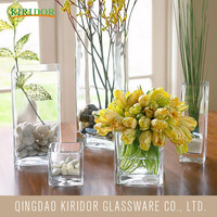 2017 Hot Vase Glass Vase Home