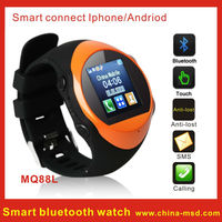 2013 brand bew Smart watch mobile phone for Android 4.1 phone MQ88L