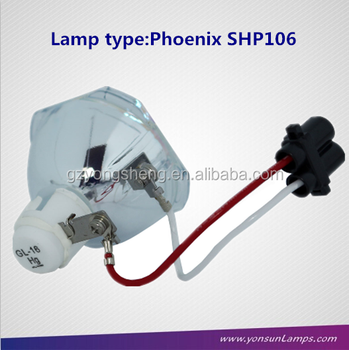 projector lamp phoenix SHP106 for infocus SP-LAMP-026 C250,C250W,C310,IN35,IN35EP