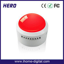New design novelty plastic push the buttons with CE certificate