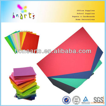 Color woodfree paper used for office/A4