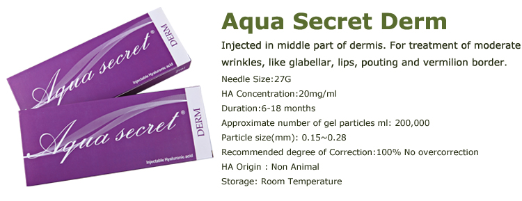 Good Price Sub-Skin hyaluronic acid lip filler to Improve Sagging and Jowling