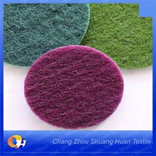 7447 Industrial Abrasive Scouring Pad For Metal Polishing