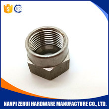 Professioal factory supply high quality stainless steel nuts