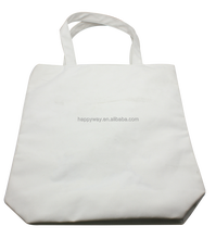 Newest custom promotion canvas shopping bag